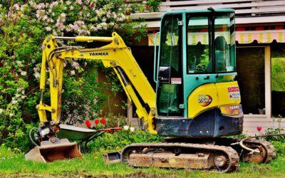 Lej gravemaskine – nem og effektiv løsning