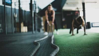Hold dig i gang med dit eget træningsrum